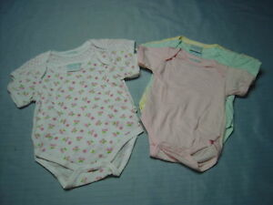 Objective Baby One Piece Bodysuit 2 6-9 Months 3 3-6 Months