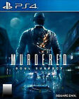 Murdered: Soul Suspect (Sony PlayStation 4, 2014)