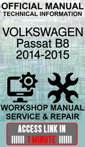 volkswagen passat manuals