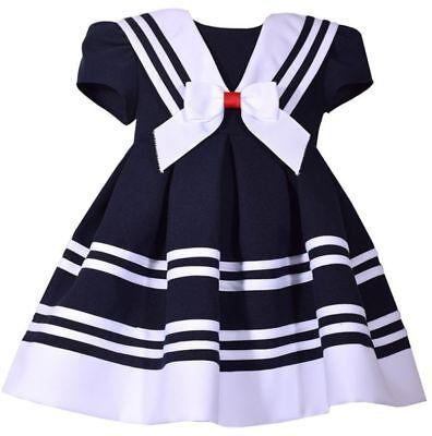 KIMODO Kleinkind Baby M/ädchen Schulterfrei Flare-/Ärmel Kleid Einfarbig R/üschen Urlaub Kleider Prinzessin Kleidung