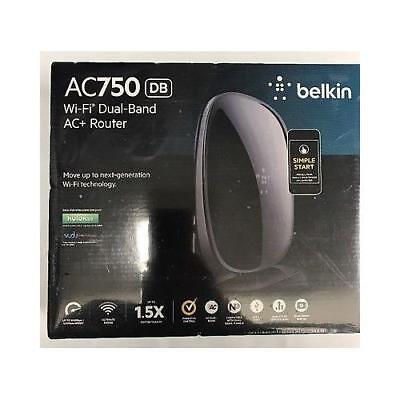 Belkin AC750 Wi-Fi Dual-Band AC+ Router (F9K1116)