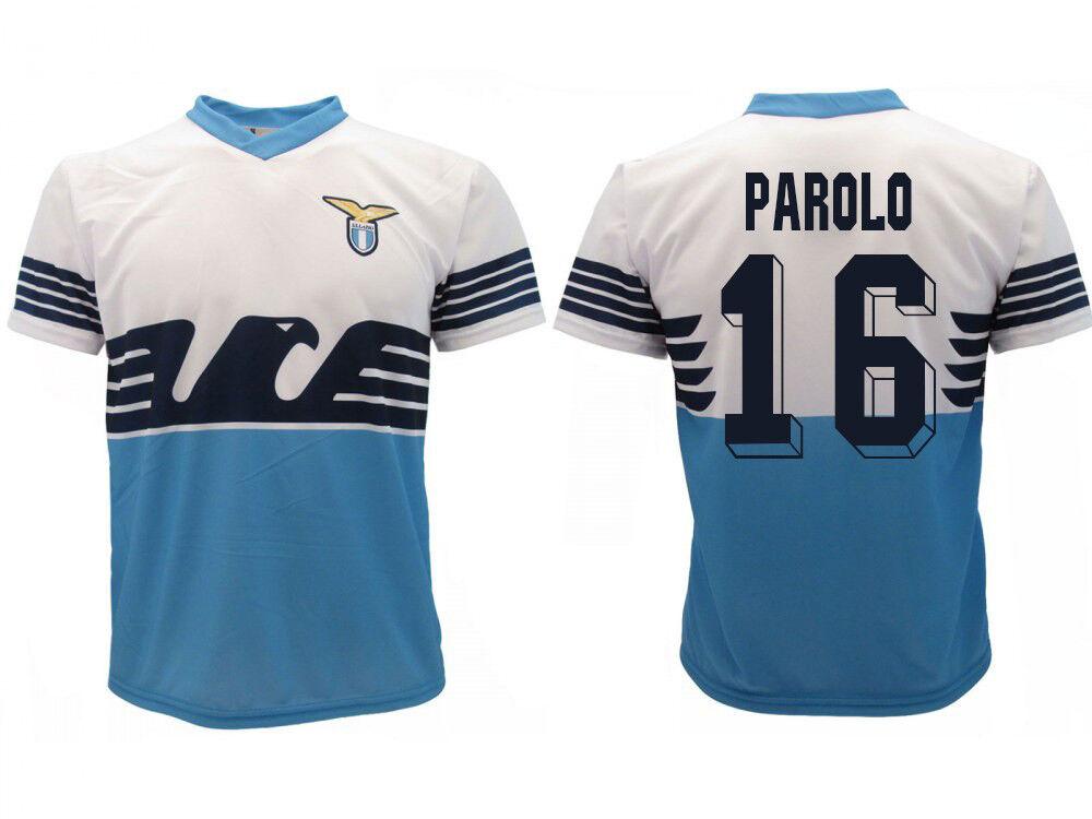 Maglia Lazio Parolo 2019 Prodotto Ufficiale SS Home aquila aquila aquila 16 Marco e289cb
