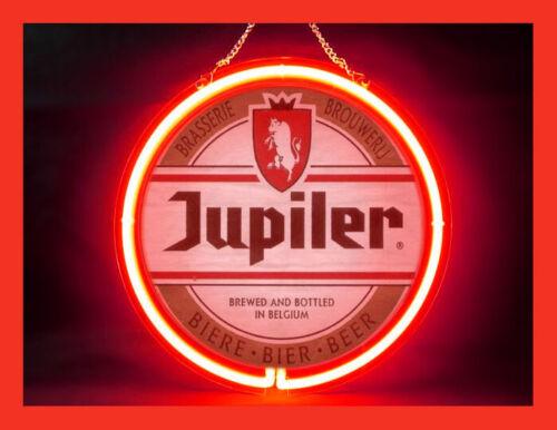 Jupiler Beer Hub Bar Display Advertising Neon Sign