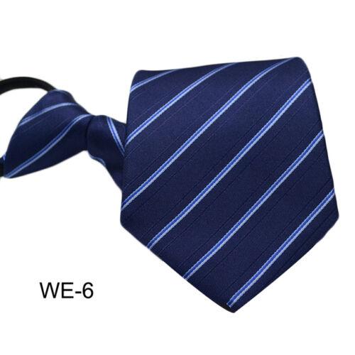 Men/'s Neck Tie Silk Jacquard Woven Classic Business Wedding Party Necktie 8cm