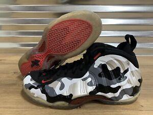 Nike Nike Wmns Air Foamposite One Obsidian Glitter Shoes ...