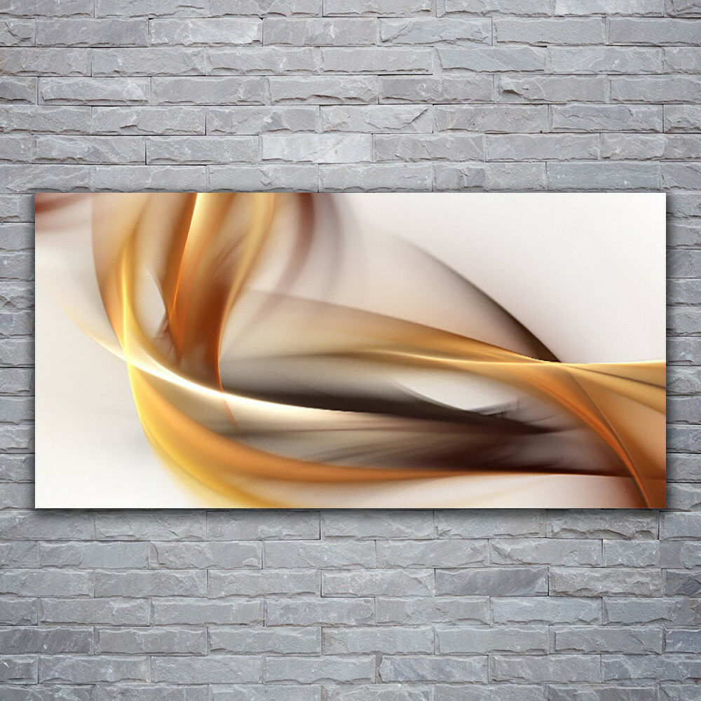 Canvas print Wall art on 120x60 Image Picture Abstract Art
