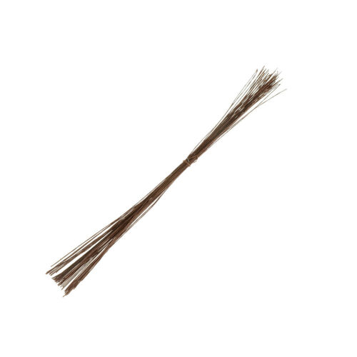 50PCS 40cm Long Iron Wire Used For DIY Nylon Stocking Flower Making In CA