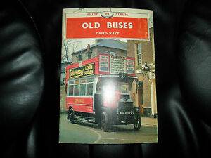 OLD-BUSES-by-David-Kaye-1982-WELL-ILLUSTRATED-Shire-Album-94