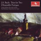 Bach: Trios for Two (CD, Jun-2010, Centaur Records)