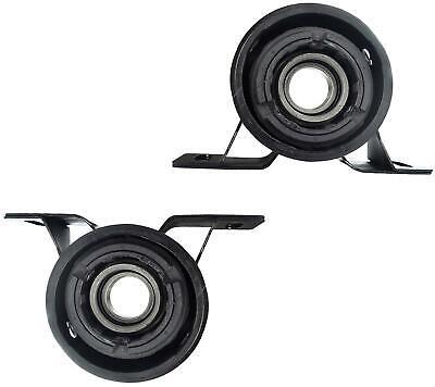 PAIR Propeller Shaft Center Bearing FOR Ford Transit 2.0 2.4 2.5 Diesel X2
