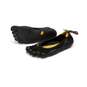 Vibram-Cinq-Doigts-Classic-Homme-Vibram-Chaussures-Noires-M108-Noir-Nouveau