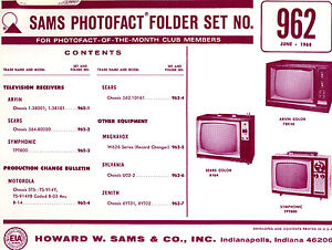 Sams-Photofact-Folder-Set-962-TV-Radio-Phonograph