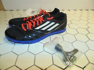 Details about ADIDAS ADIZERO AVANTI 2 ACCELERATOR SHOES SPRINTING RUNNING SIZE 6.5 B23446 $120