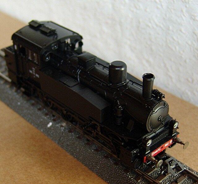 Märklin 34131 - Locomotora de vapor, Depósito de locomotora, Modelo el SNCF