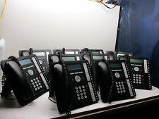 Lot Of 10 Avaya Ip 1616 Digital Display Home Office Business Phone