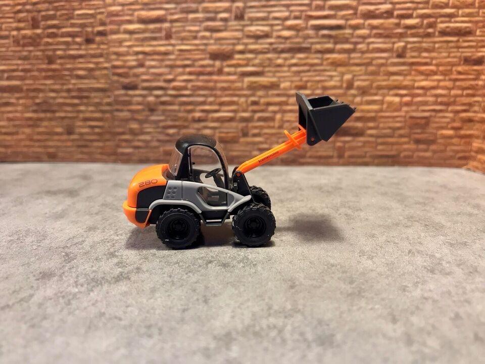 Modeltog, ( Bil nr 52 ) Wiking Modelbil , skala 1:87