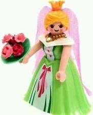 Playmobil Mystery Figure Series 5 5461 Princess Queen Green Skirt Fabric Veil