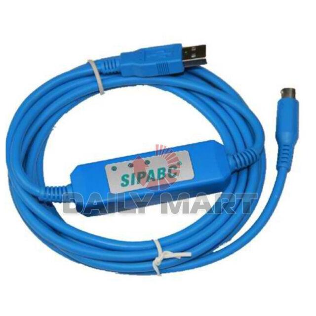 NEW TSXPCX3030 USB Programming Cable for Schneider Modicon TSX PCX3030 PLC #2