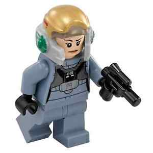 lego star wars rebels minifigure female a wing pilot from
