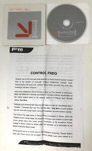 RARE-Control-Freq-FreqShow-F-111-WB-ADVANCE-PROMO-CD-Charm-Farm-Dennis-White