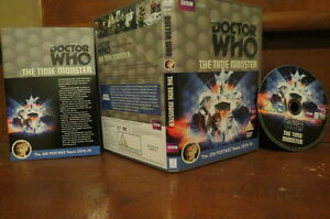 Dr-Who-The-Time-Monster-Orig-bbc-Boite-Couleur-Insert-Doctor-Jon-Pertwee