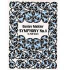 Gustav Mahler: Symphony No. 9 by Gustav Mahler (Paperback, 1993)