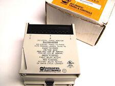 NIB.. ATC SLU600ASTDS Universal Phase Monitor ....  ZL-122