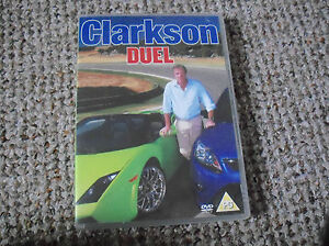 Clarkson Duel  DVD Region 2 PAL - <span itemprop=availableAtOrFrom>Hartlepool, United Kingdom</span> - Clarkson Duel  DVD Region 2 PAL - Hartlepool, United Kingdom