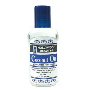 Hollywood-Beauty-Coconut-Oil-Moisturizes-Hair-amp-Skin-2oz