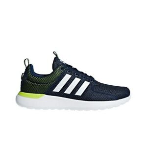 9848c6bdc Image is loading Adidas-CF-Lite-Racer-DB0591-navy-blue-halfshoes