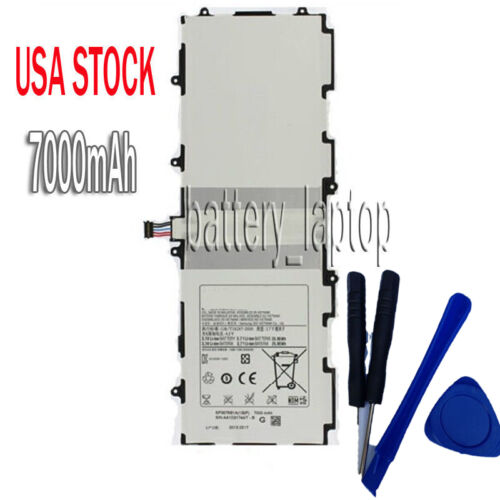 """! 9669 New Replace Samsung Galaxy GT-N8013 P7500 P5113 10.1/"""" Battery SP3676B1A"""