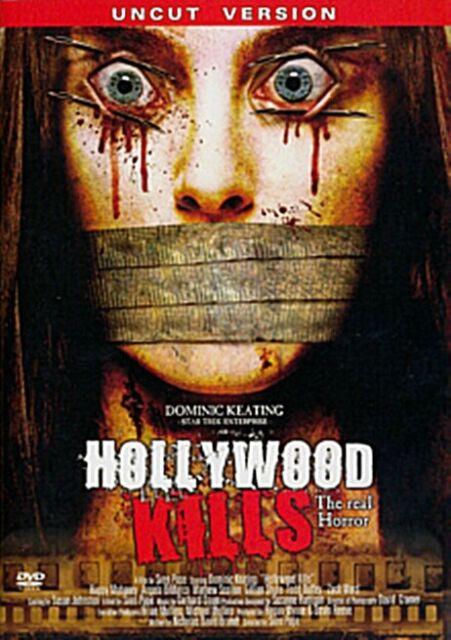 Hollywood Kills ( Horrorfilm) - Dominic Keating, Happy Mahaney, Angela DiMarco