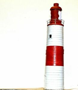 50-Stone-Harbour-Entrance-Light-lighthouse-MB29-UNPAINTED-OO-Scale-Models-Kit
