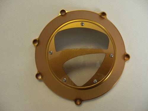 Ducati Kupplungsdeckel Sichtscheibe geschlossen Hypermotard 1100 EVO 1100SP S