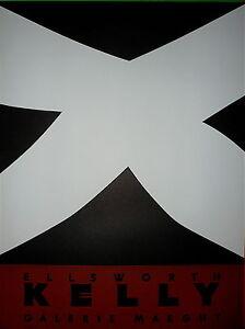 Kelly Ellsworth Affiche En Lithographie Art Abstrait Abstraction