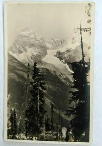 RPPC-Divided-back-Mt-Sir-Donald-Glacier-Natl-Park-Canada-Unposted