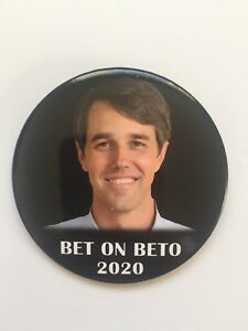 2020-Beto-O-039-Rourke-for-President-3-034-Button-Bet-On-Beto-2020-Pin