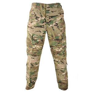 Details about PROPPER Acu Multicam Uniform Field Trousers Ocp Ripstop Us Army New Spec