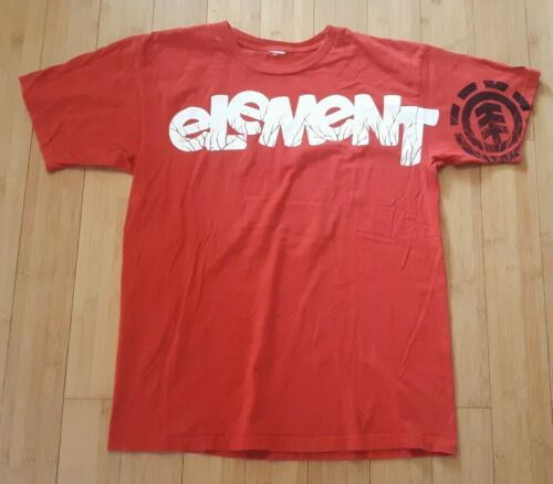 Vintage Element Skateboards Shirt Bam Margera Viva