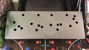 NBA-Jam-Arcade-Metal-Control-Panel-Midway-Overlay-CPO-NOS