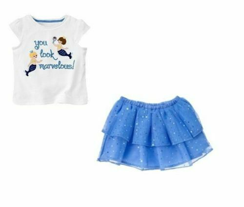 NWT GYMBOREE GIRLS 2 PIECE OUTFITS SIZE 18-24 MONTHS SPRING//SUMMER FALL//WINTER