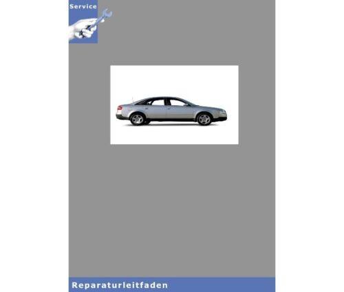 Reparaturleitfaden multitronic 01J Frontantrieb 97-05 Audi A6 4B
