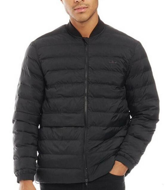 novedad Actuación Inevitable  adidas SST Quilted Jacket Originals Bomber Streetwear Black Bb3020 L for  sale online | eBay