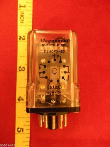 Magnecraft 88ACPX-65 Relay 24 VAC 11Pin CNCR-15 24V Nos