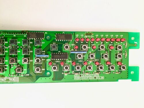 KH965 Compuknit V  **NEW** Orig Mfg Equip Brother Knitking PC BOARD ASSEMBLY