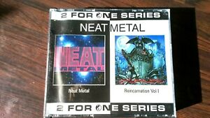 Reincarnation-Neat-Records-NWOBHM-2DC-Quartz-Handsome-Beasts-Blitzlrieg-Venom