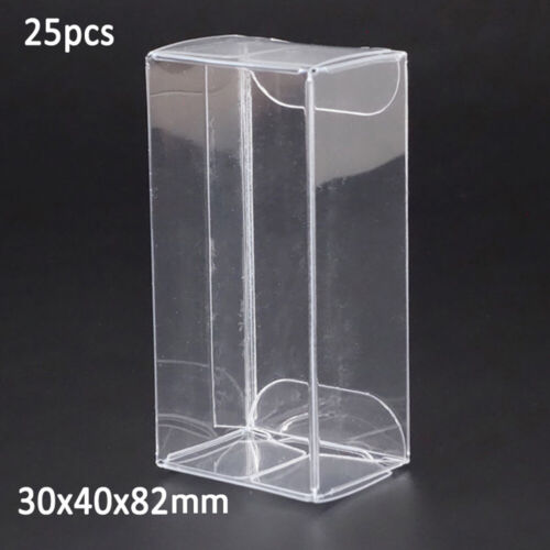 Transparent 1//64 Modèle Auto Plastique Display Boîte pour Matchbox Hot Roue