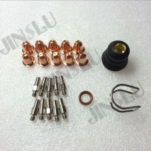 US SHIP Tip Electrode Fit PT-40 PT40 PT-60 PT60 Plasma Torch