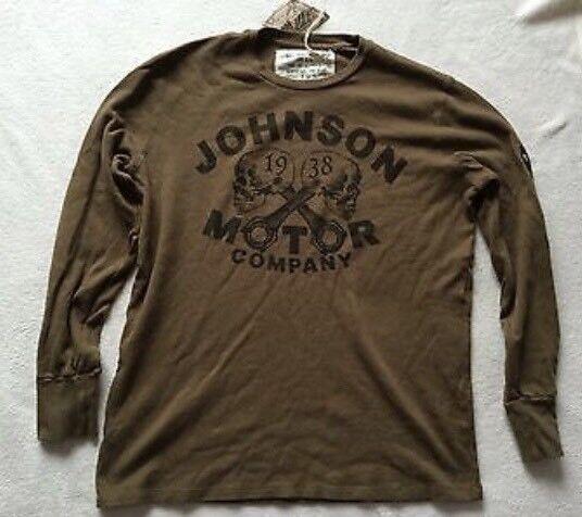 Johnson Motors Gr. S, M, L, XL     1938 Skull  California Rebels Top | Flagship-Store  27133b