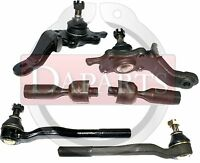 2000 Toyota 4runner Steering Parts Inner Outer Tie Rods Ends Lower Ball Joints